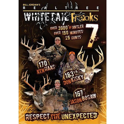 Whitetail Freaks 7 DVD