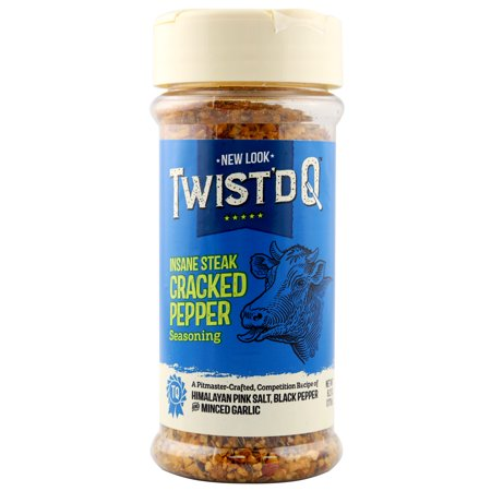Twisted Q Twist'd Q Insane Steak Cracked (Pepper Stick)