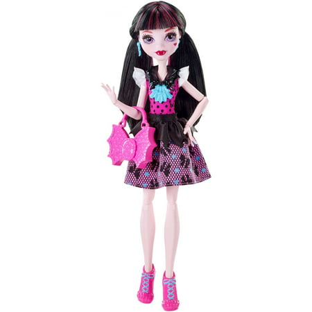Monster High Draculaura Doll - Monster High Food