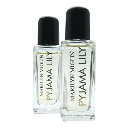 Marilyn Miglin Pyjama Lily Perfume set of 2 (.25 Oz Each)
