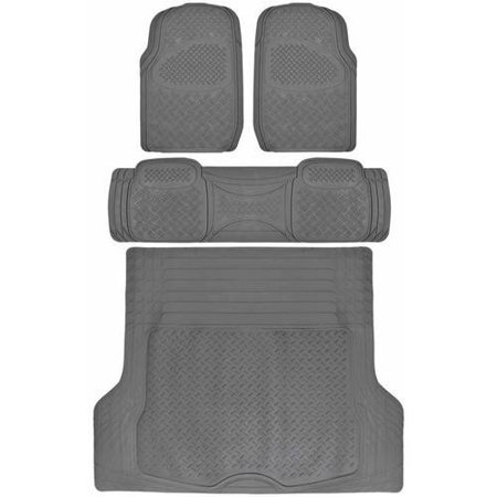 Bdk Super Duty Rubber Floor Mats For Car Suv And Van With