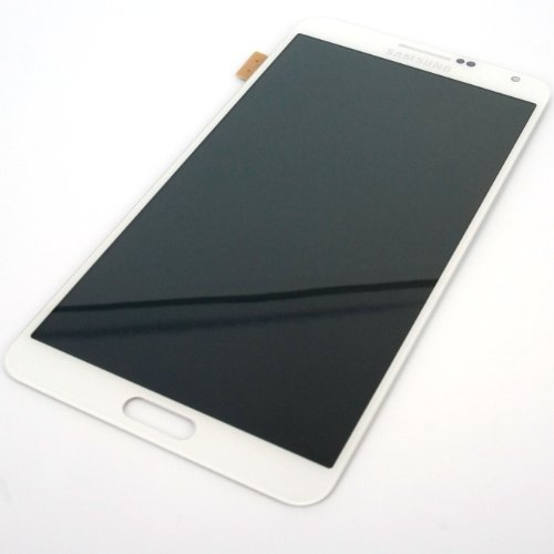 Generic Full Lcd Display Touch Digitizer Glass Compatible For Samsung Galaxy Note 3 N9000 N9005 White