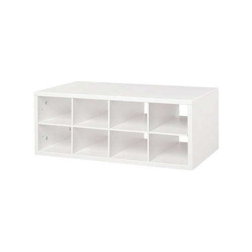 Organized Living freedomRail O-Box 24''W Shelf