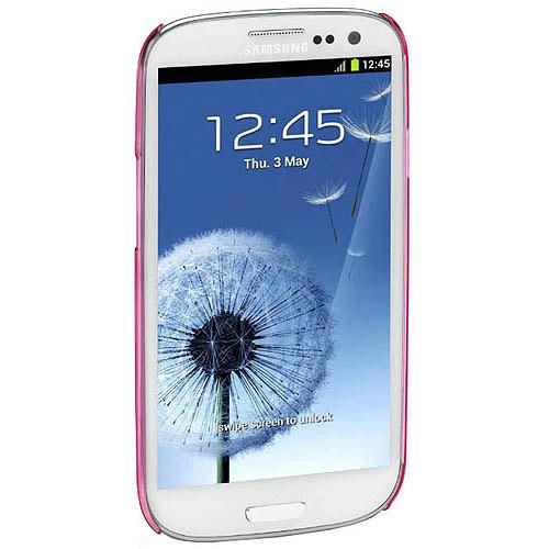 Dicota Slim Cover for Samsung Galaxy S III, Pink