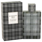 Burberry MBURBERRYBRIT3.3EDT 3.3 oz Brit Eau De Toilette Spray for Men