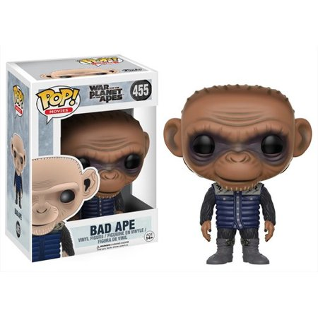 Funko POP Movies: War for the Planet of the Apes - Bad