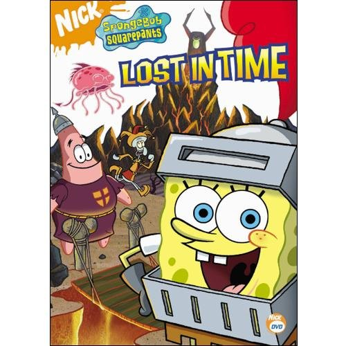 SpongeBob SquarePants: Lost In Time (Full Frame)