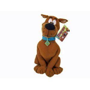 Scooby Doo Plush - ScoobyDoo Stuffed Animal (9 Inch) by plush-scooby9in-kdj-9b-57100% New Material By plushscooby9inkdj9b57