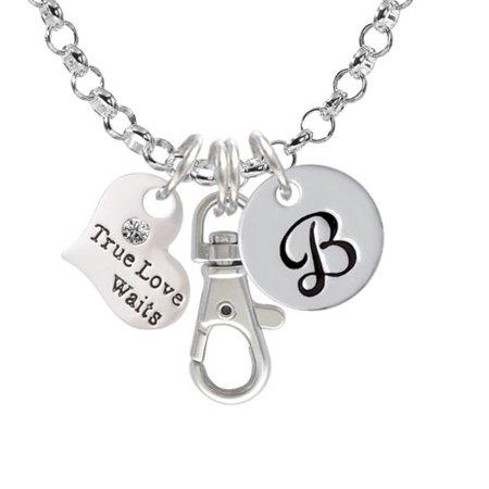true love waits necklace
