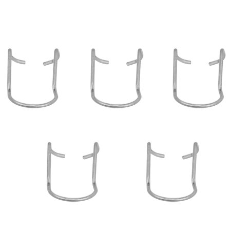 Garosa 5pcs Spring Spacer Guide for SG-55/AG-60/WSD-60P Plasma Cutter Cutting Torch Shield Cup, Torch Shield Cup Spacer Guide - image 1 of 4