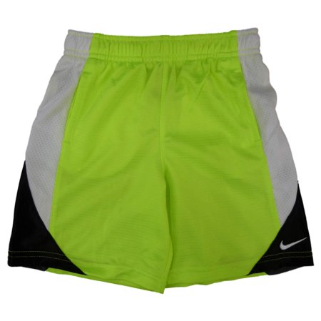 Nike Toddler & Little Boys Green Athletic Shorts - Walmart.com