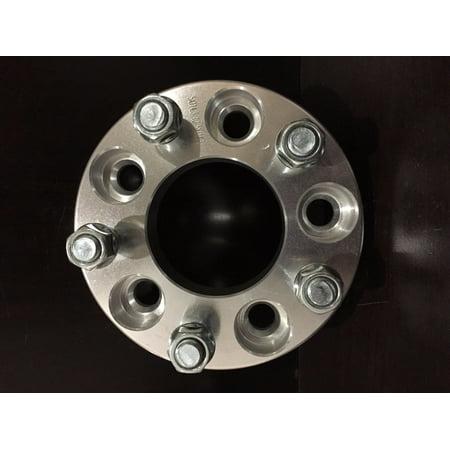 "1pc 1"" inch Wheel Spacer 5x4.75 Adapter 12x1.5 Studs 5x120.7 Cadillac Eldorado"