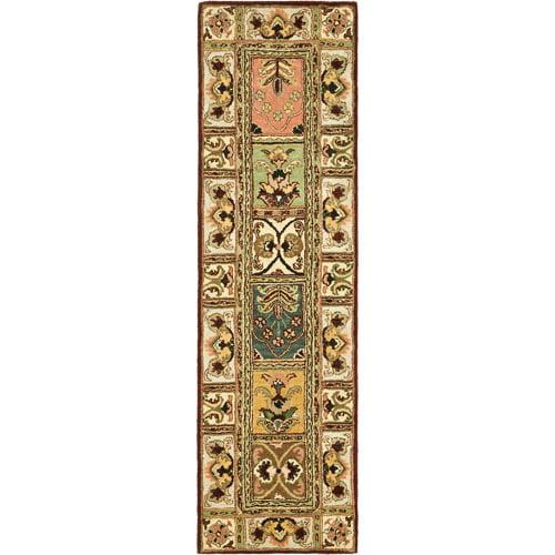 Safavieh Classic Harry Tufted Wool Runner Rug, Assorted