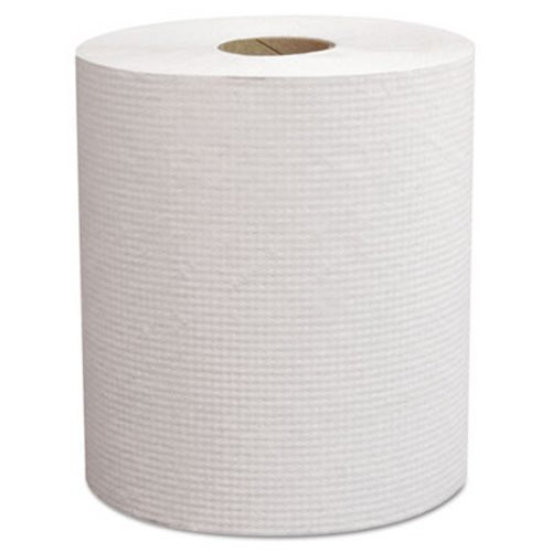 "O Neil Printers H080 Select Roll Paper Towels, White, 7.9"" X 800 Ft, 6/carton"