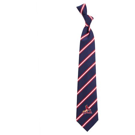 Cardinals Stripe Two Tie