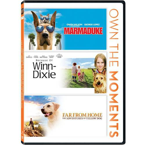Marmaduke   Because Of Winn Dixie   Far From Home (Widescreen) by TWENTIETH CENTURY FOX HOME ENT