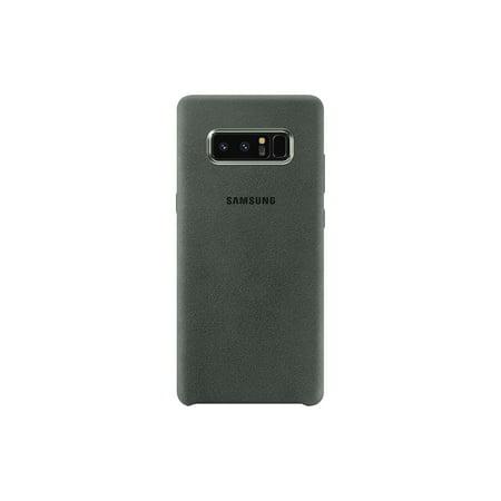 Samsung Galaxy Note8 Alcantara Cover, Green