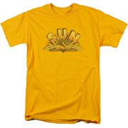 Sun Records Rockin Rooster Logo Mens Short Sleeve Shirt