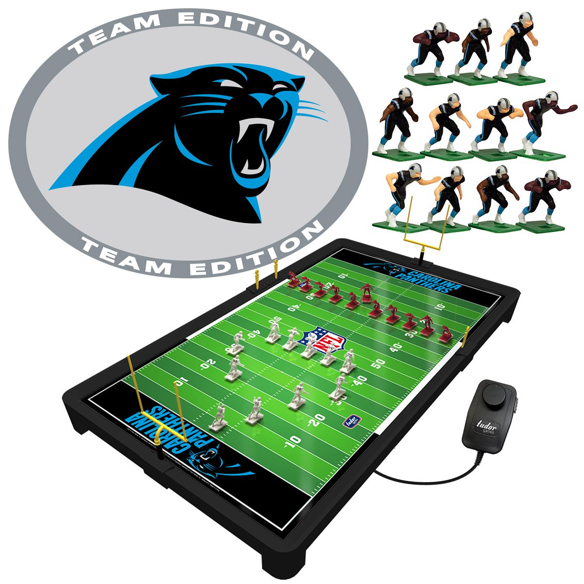 Carolina Panthers NFL Electric Football Game