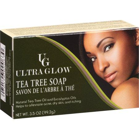 Ultra Glow Tea Tree Soap, 3.5 oz
