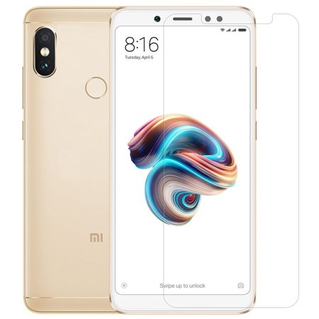 9H Tempered Glass Screen Protector for Xiaomi Redmi Note 5 Pro
