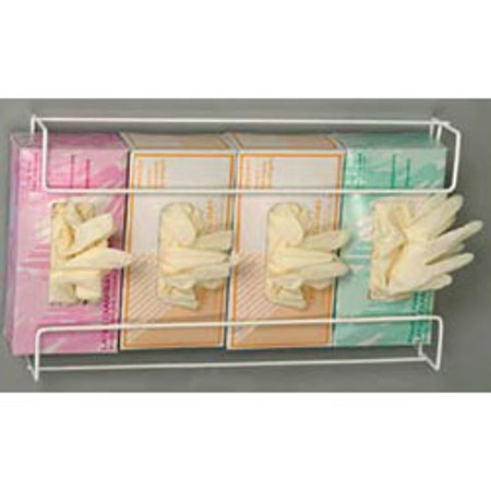 Space-Saverª Exam Glove Dispenser, 4 box Capacity ()