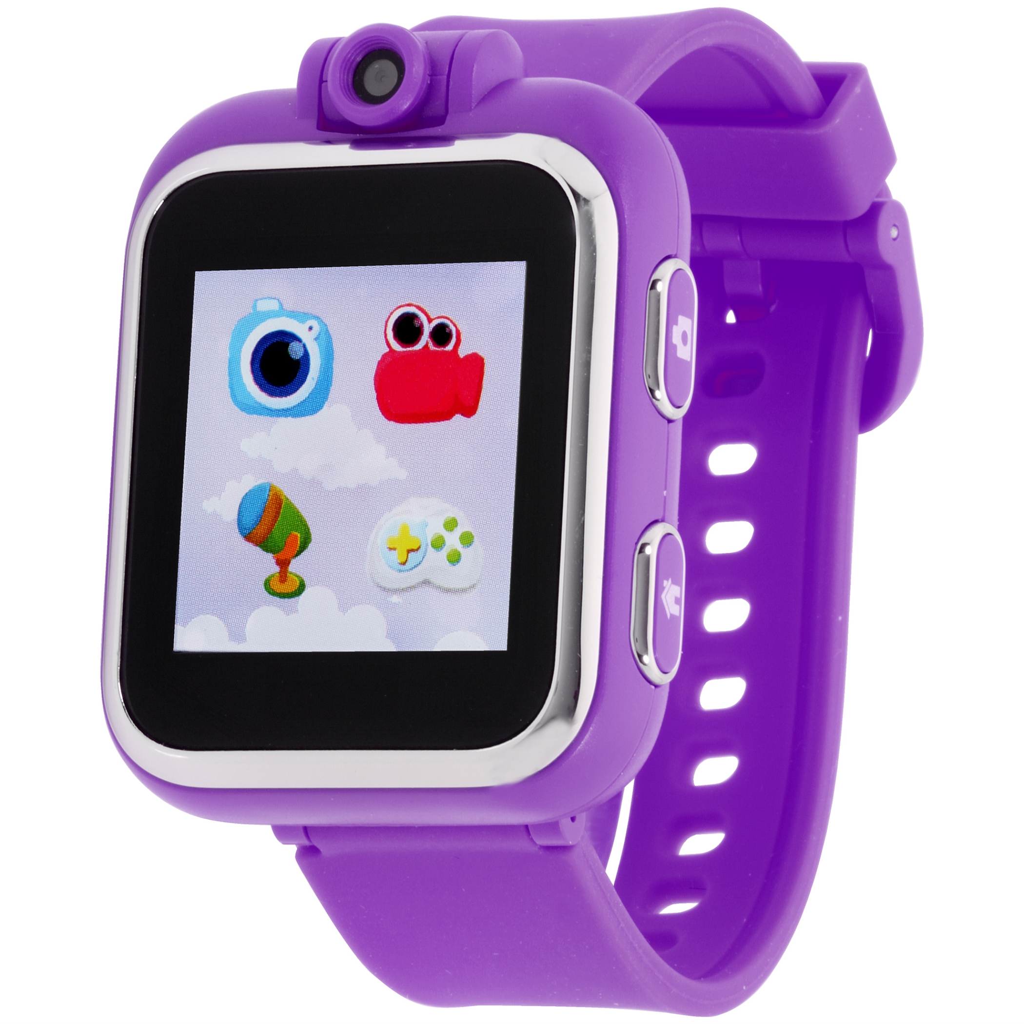 iTouch Playzoom Kids Smart Watch Purple