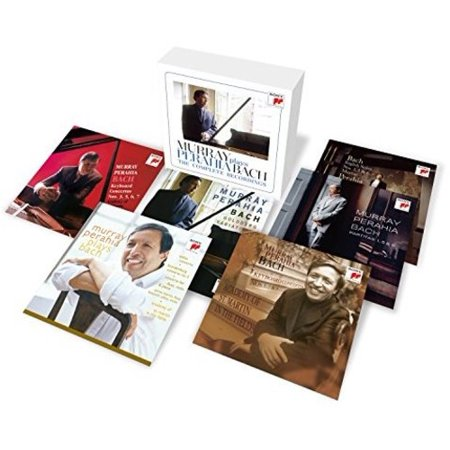Plays Bach: Complete Recordings (CD)
