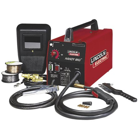 LINCOLN ELECTRIC K2185-1 MIG Welder,Handy MIG Series,Phase (Chicago Electric Dual Mig 151 Welder Reviews)