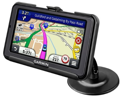 Sticky Adhesive Dashboard Mount Holder for Garmin nuvi 25...
