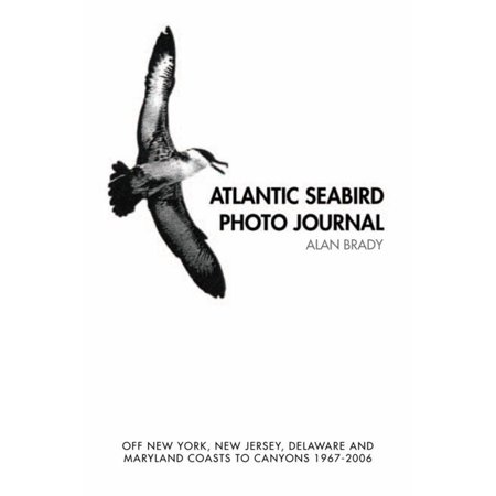 Atlantic Seabird Photo Journal - eBook