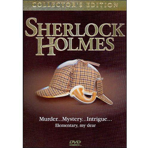 Sherlock Holmes: Collector's Edition (5-Pack Tin Case) (Full Frame)