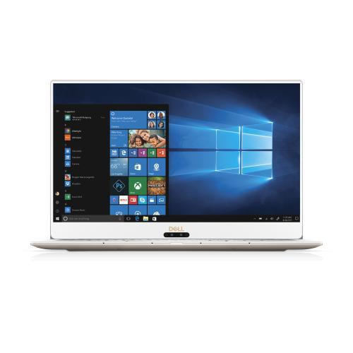 "Dell XPS 9370 13.3"" Laptop Intel Core i7 8GB RAM 256GB SSD Rose Gold - 8th Gen i7-8550U Quad-core - Touchscreen - Intel UHD Graphics 620 - InfinityEdge 4K Ultra HD display - Windows 10 Home"
