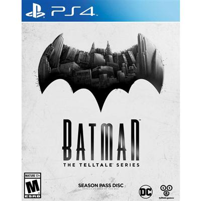Batman: The Telltale Series for PlayStation 4 by Warner Brothers