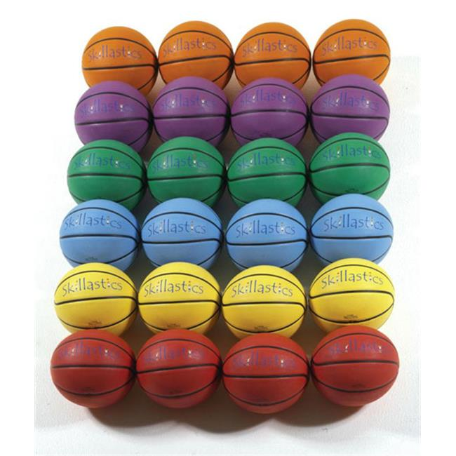 Sportime 029404 Max Skillastics Basketballs by Sportime