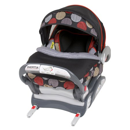 Baby Trend Inertia Infant Travel Canopy Car Seat and Base LATCH System, Horizon (Baby Trend Car Seat Canopy)