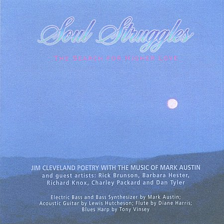 Jim Cleveland   Soul Struggles  The Search For Higher Love  Cd