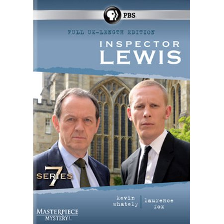 Inspector Lewis: Series 7 (DVD) (Pbs Series Dvd)