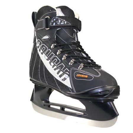 American Athletic Junior Cougar Soft Boot Hockey Skate (Mens Skates Hockey)