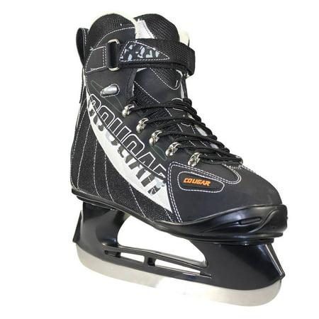 American Athletic Junior Cougar Soft Boot Hockey Skate ()