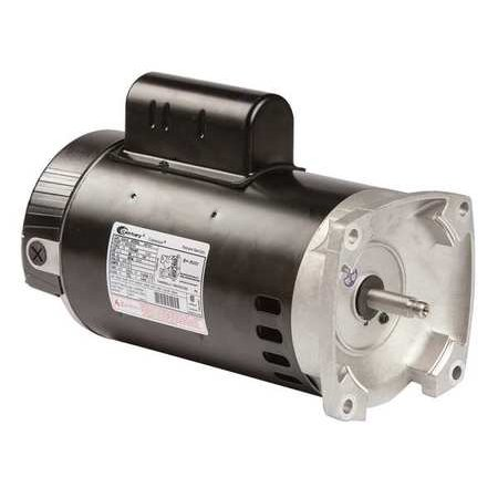 Century b2842 pool motor 1 1 2 hp 3450 rpm 208 230vac for 1 2 hp pool motor