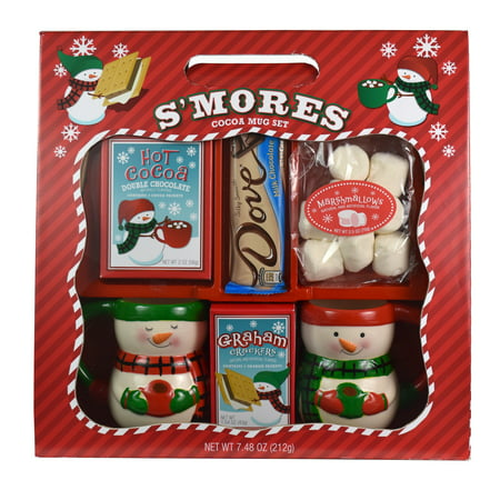 S More Two Mug Set Best Chocolate Candy Gifts