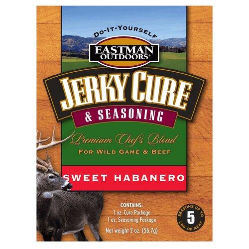 Eastman Outdoors Sweet Habanero Jerky Cure & Seasoning