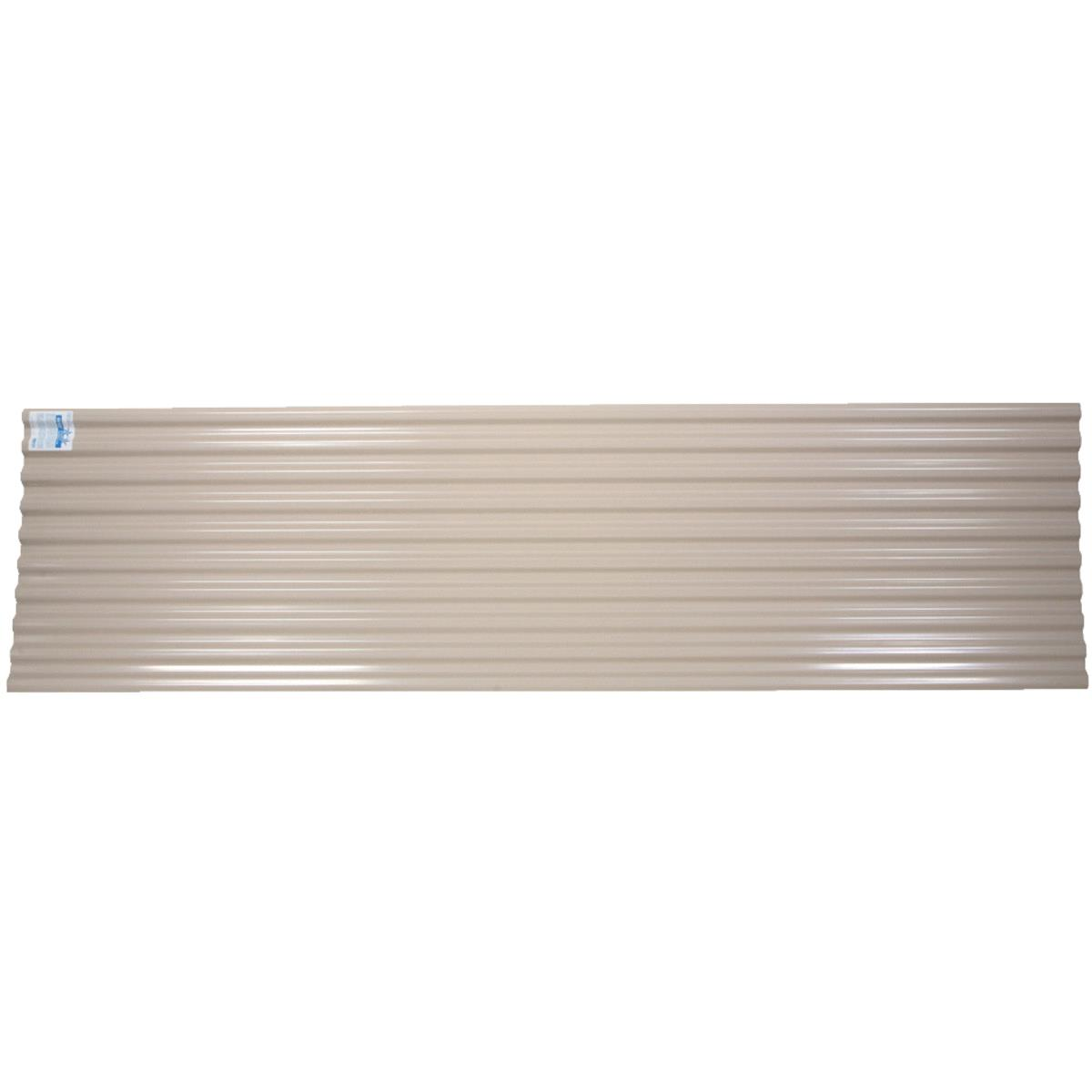 Tuftex UltraVinyl Corrugated Square Wave Panel