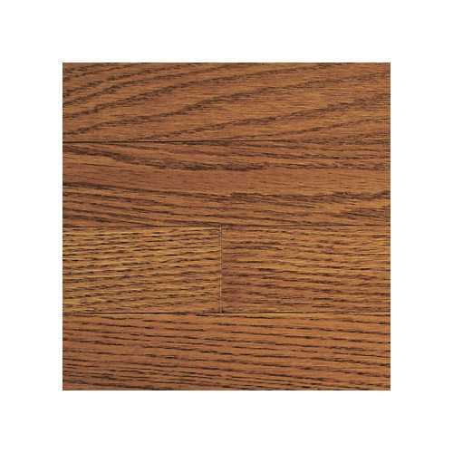Columbia Flooring Thornton Oak 3-1/4'' Solid Oak Flooring in Cocoa