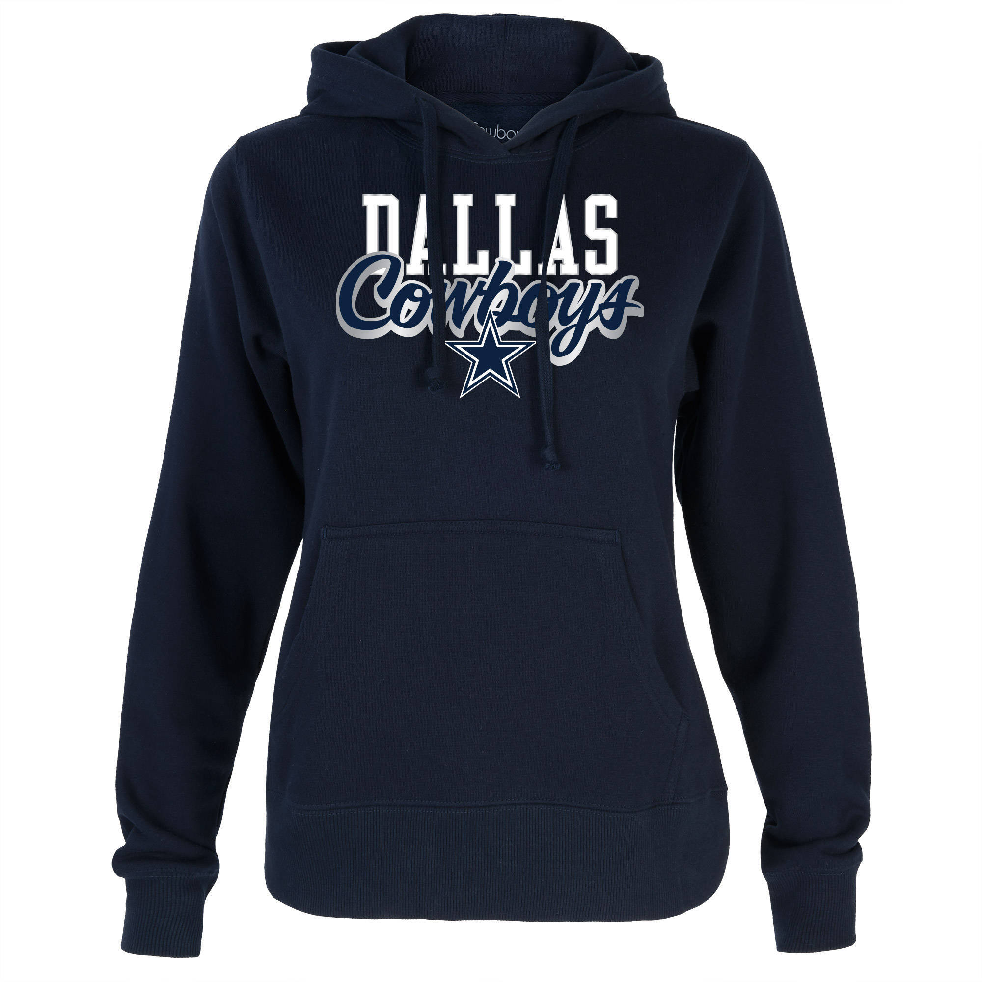 NFL Dallas Cowboys Womens Fleece Hoodies, 2XL
