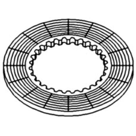 70256524 Clutch Drive Plate Made for Allis Chalmers 180