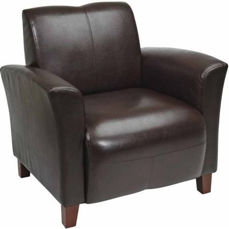 Office Star SL2271EC OSP Furniture; Breeze Club Chair