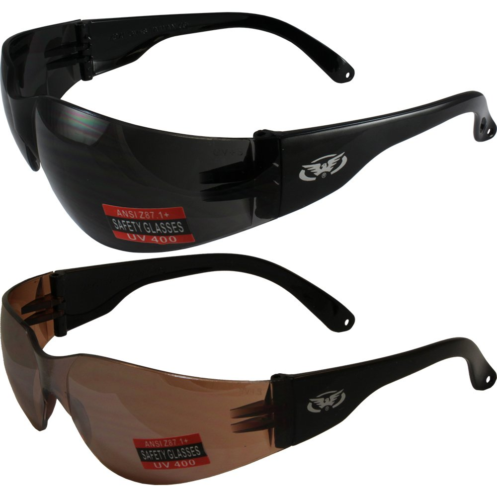 Global Vision Rider Safety Motorcycle Riding Sunglasses