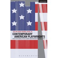 Guides to Contemporary Drama: The Methuen Drama Guide to Contemporary American Playwrights (Paperback)